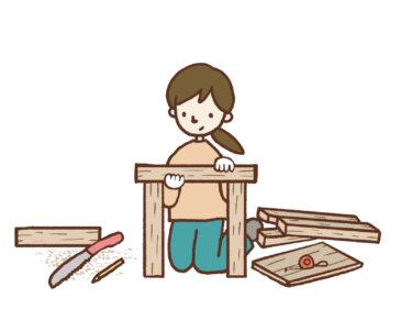 [初心者DIY]大工作業をするのに必要・便利な道具7選