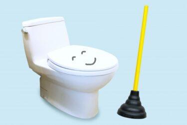 トイレの詰まりは自分で直せるのか?直すコツと最強の道具